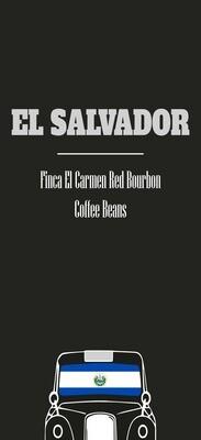 El Salvador - Finca El Carmen Red Bourbon Coffee Beans