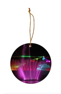 Ceramic Christmas Tree Ornament no.5