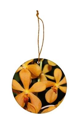 Ceramic Christmas Tree Ornament no.1