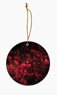 Ceramic Christmas Tree Ornament no.3
