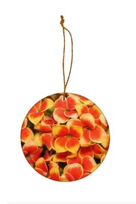 Ceramic Christmas Tree Ornament no.2