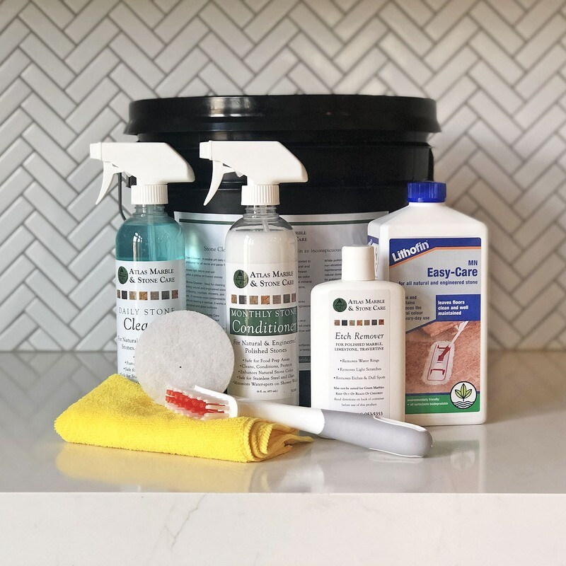 ATLAS Stone Cleaning Kit