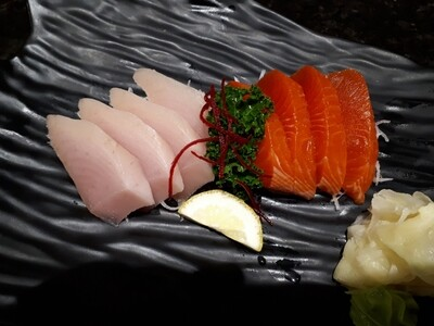 Appetizer Sashimi (with Sockeye)