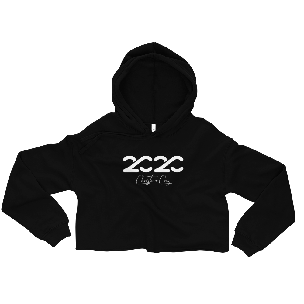 2020 Limited Edition Cropped Hoodie