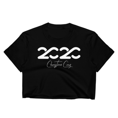 Limited Edition 2020 Crop Top