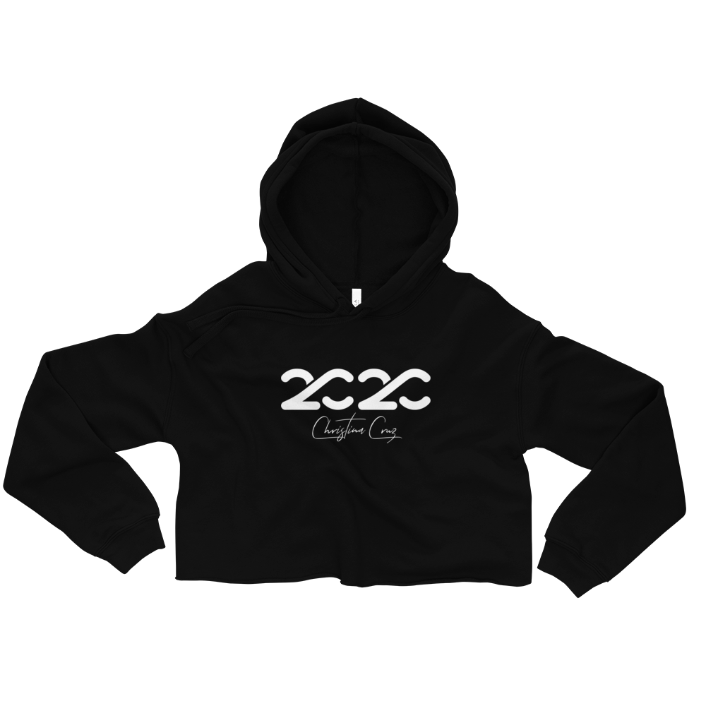 Women's Limited Edition 2020 Crop Hoodie