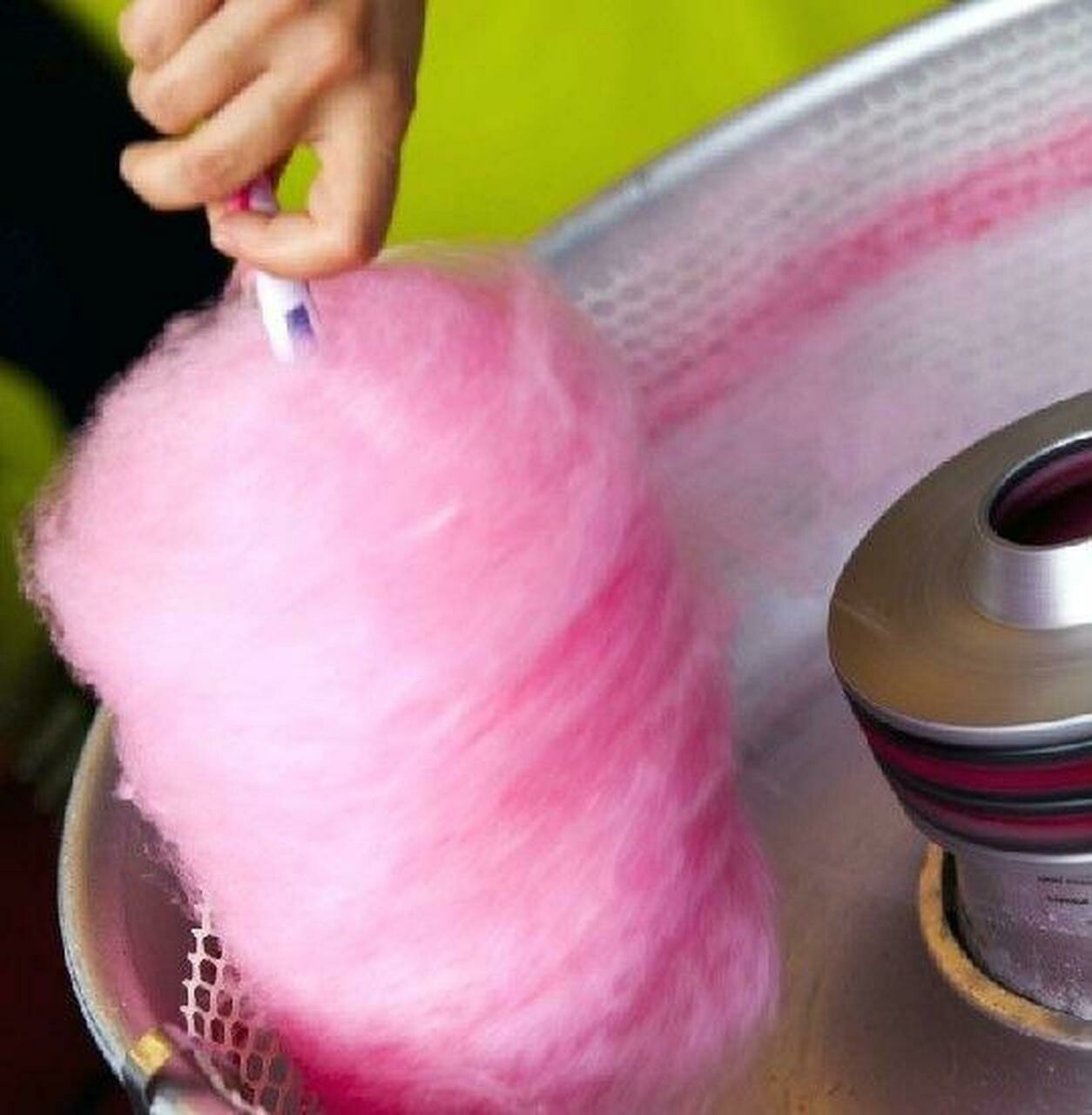 Cotton Candy Machine Package