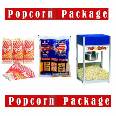 Popcorn Package