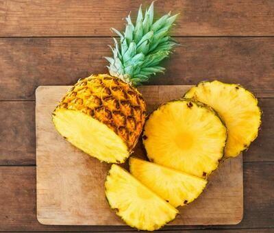 Pineapple Slushie Mix