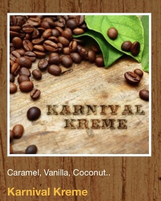 Karvinval Kreme Coffee