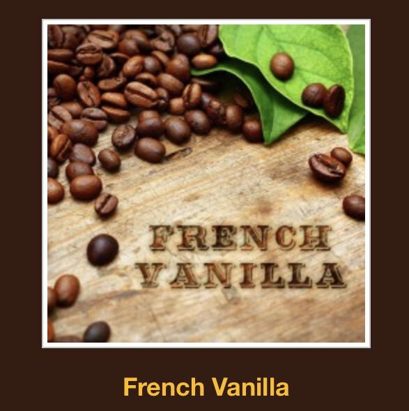 French Vanilla Ground Coffee