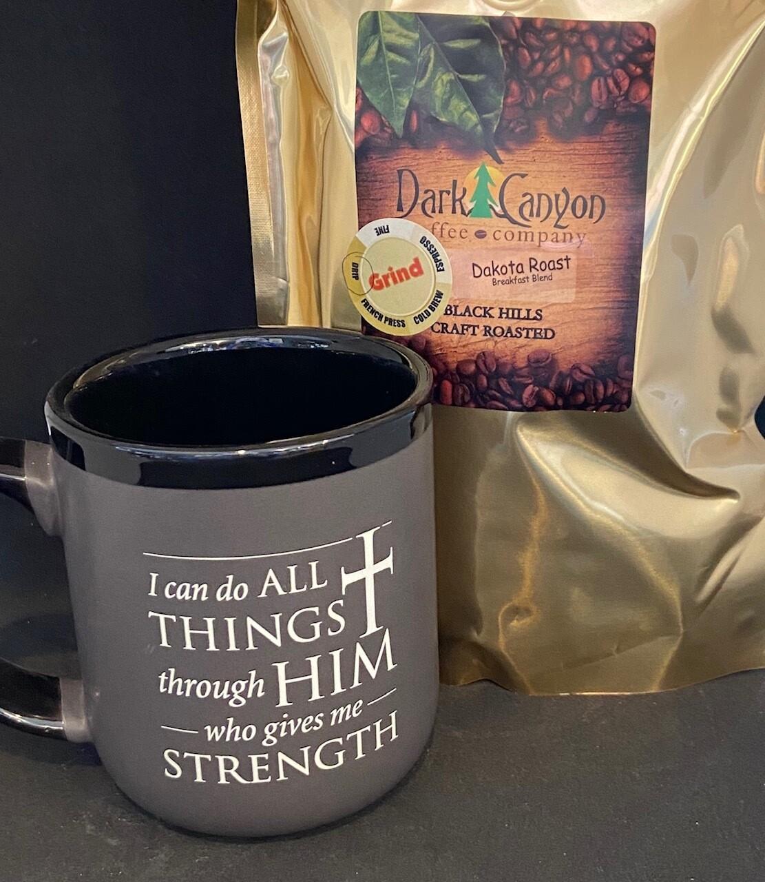 Pick Your Prayer Mug + Coffee Gift Set
