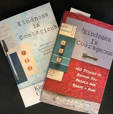 Kindness is Contagious Book (choose 1)