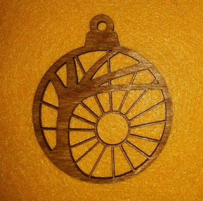 Suntree Symbol Ornament
