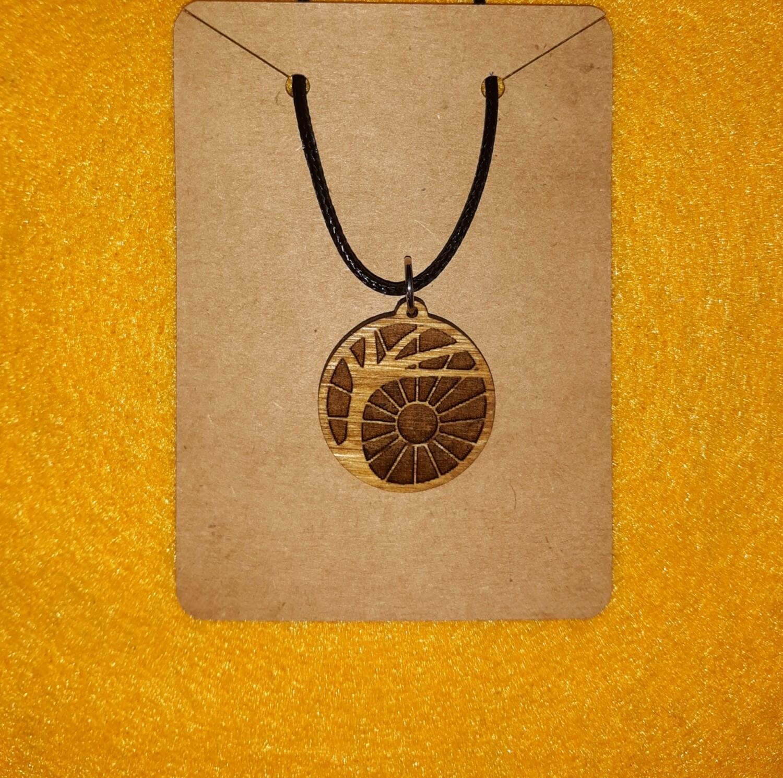 Suntree Pendant Necklace