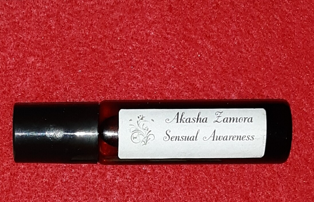 Sensual Awareness Essential Oil Blend
