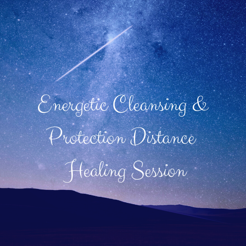 Akasha Zamora Energetic Cleansing and Protection Distance Healing Session