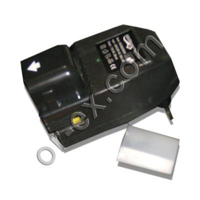 Batteria Scopa Ruotante Swivel Sweeper.Ricambio Carica Batteria Scopa Ruotante Rotante