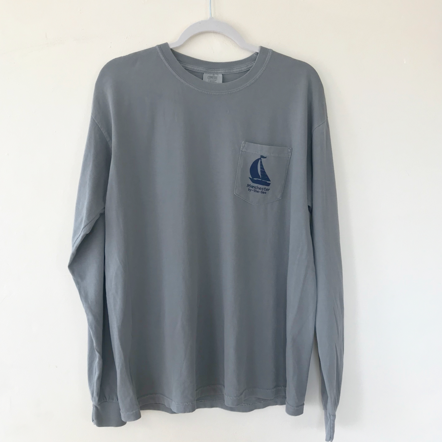 Gray| Long Sleeve | Sail Tales
