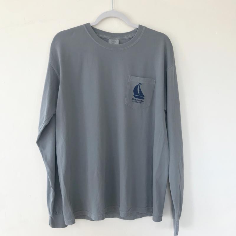 Gray| Long Sleeve | Sail Tales