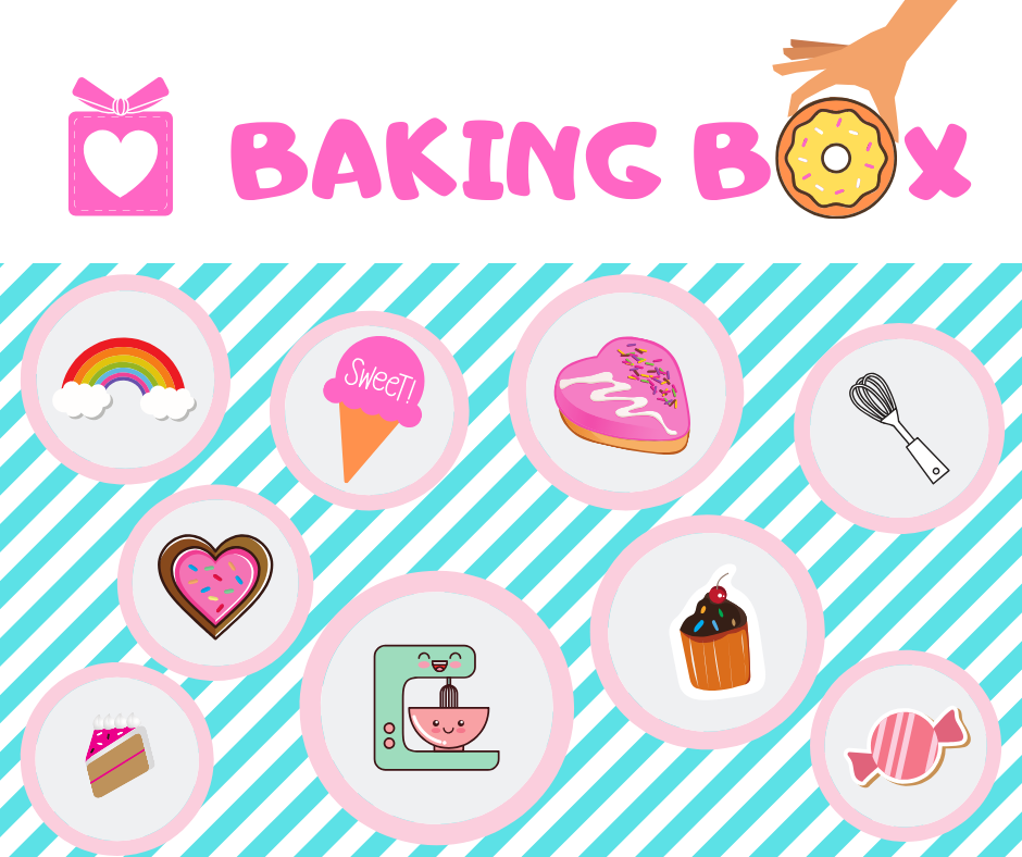 Monthly Baking Box (November Box) One-off box purchase