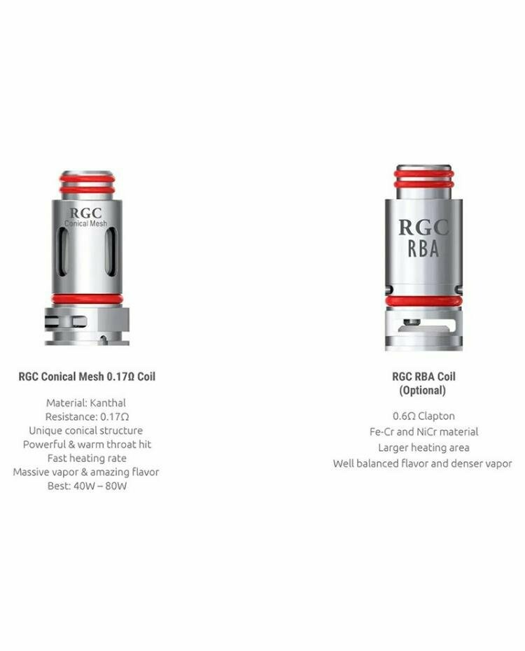 Smok Rpm 80 Replacement Coils Coming Soon