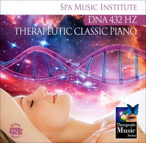 DNA 432 Hz Therapeutic Classic Piano