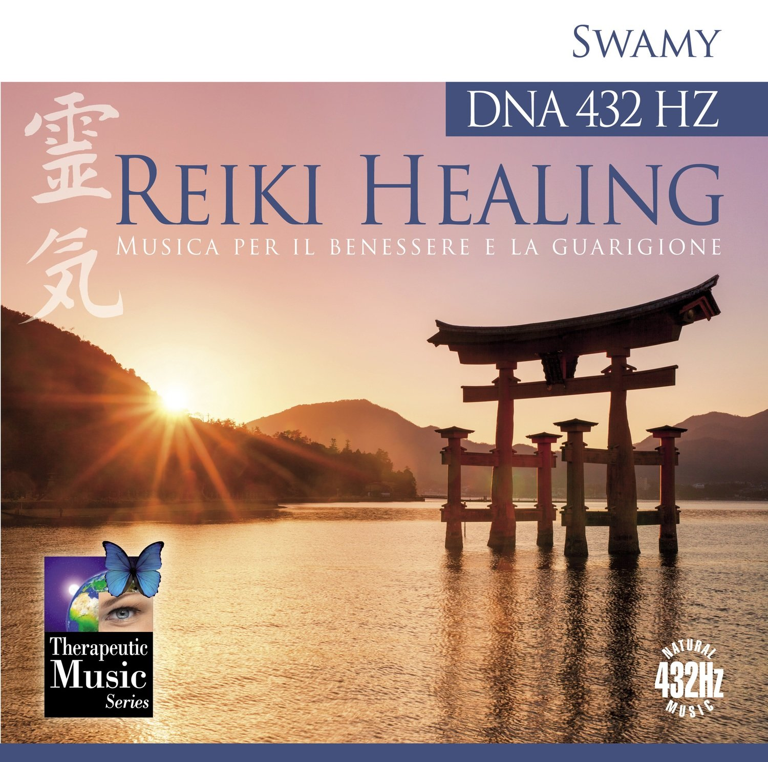 DNA 432 HZ REIKI HEALING