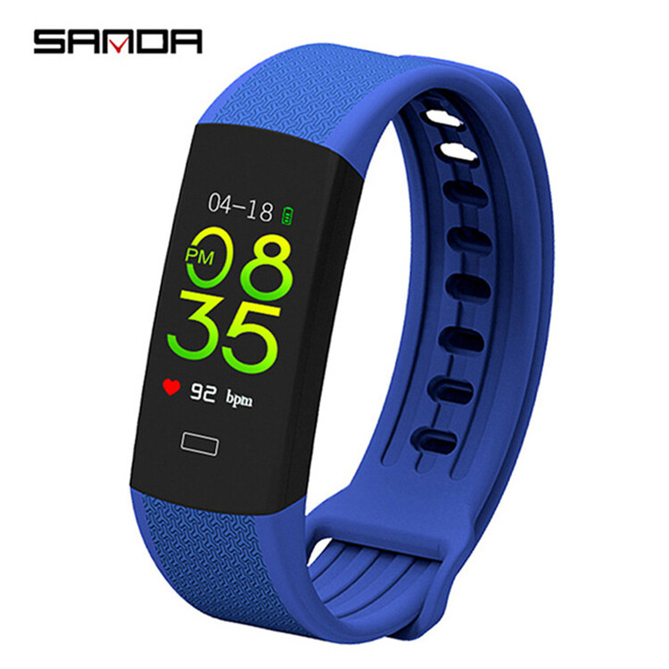 SANDA B7 Bluetooth Smart Watch Women Sport