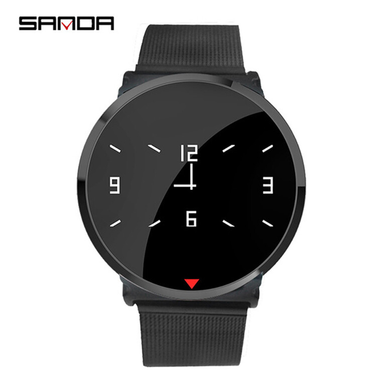 SANDA E28 Outdoor Riding Men/Male Smart Wristwatch