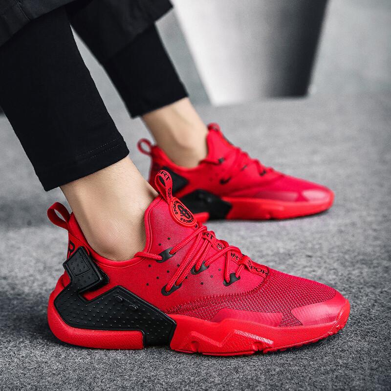 Men Running Sports Athletic Sneakers Walking Travel