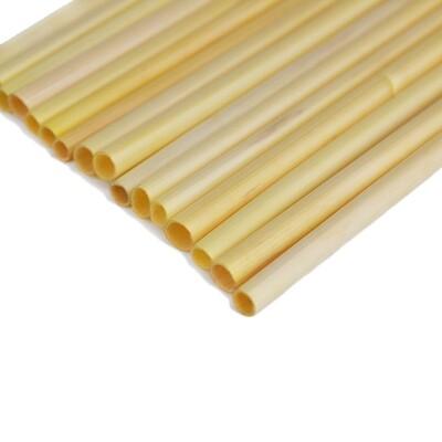Organic Wheat drinking straws