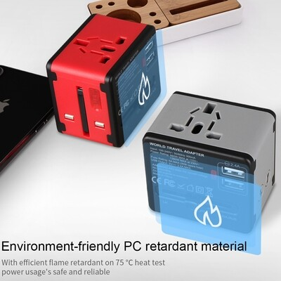 Hot selling electric universal travel adapter