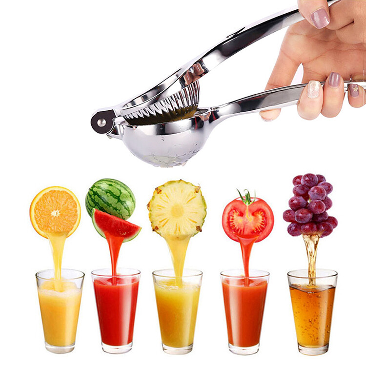 Orange Juicer Fruit Juice Reamers Fast Handle Press
