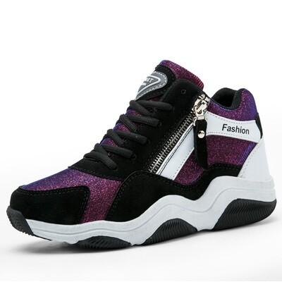 Women platform sneaker