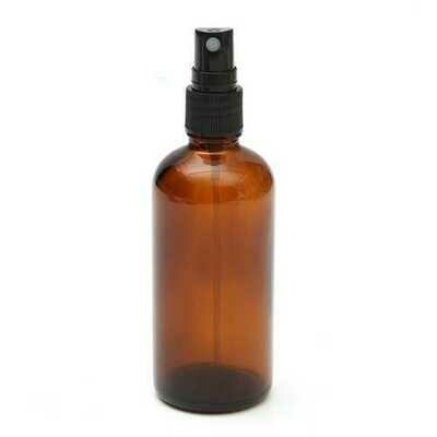 100ml Refillable Glass Spray Bottle Atomizer Liquid Container Travel Makeup Sample Lotion