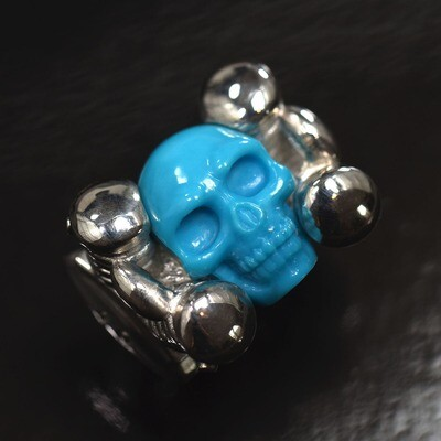 V-Twin Ring Hamlet Turquoise