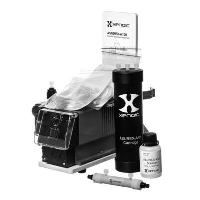 Complete starter kit XAMS with ASUREX-A100