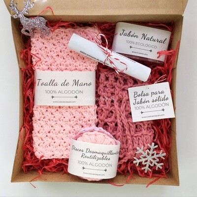 Pack Regalo Eco-Crochet