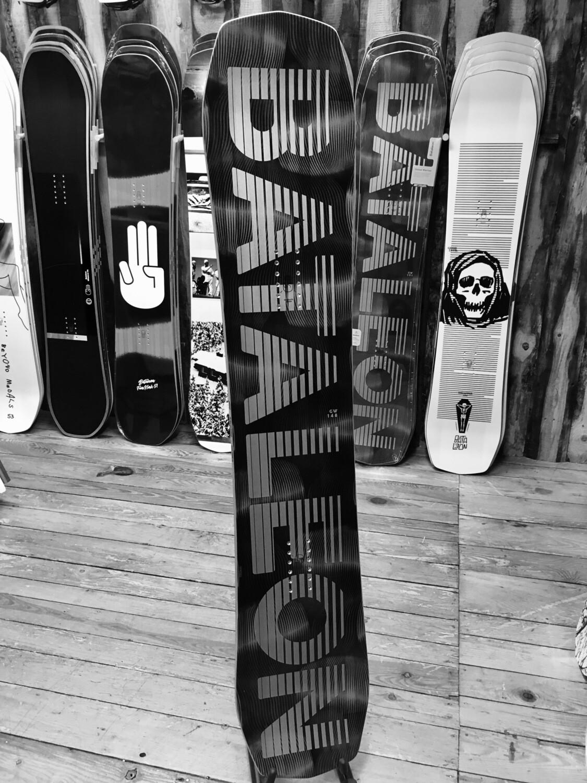 THE GLOBAL WARMER - BATALEON Snowboard