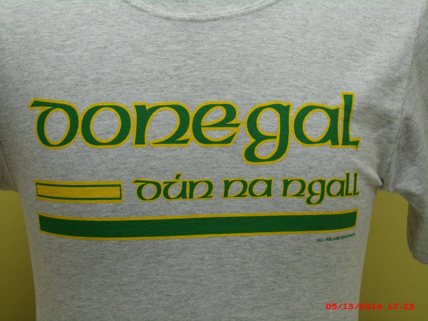 DONEGAL TEE Short sleeve