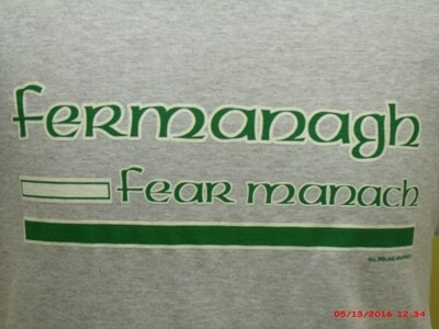 FERMANAGH COUNTY TEE