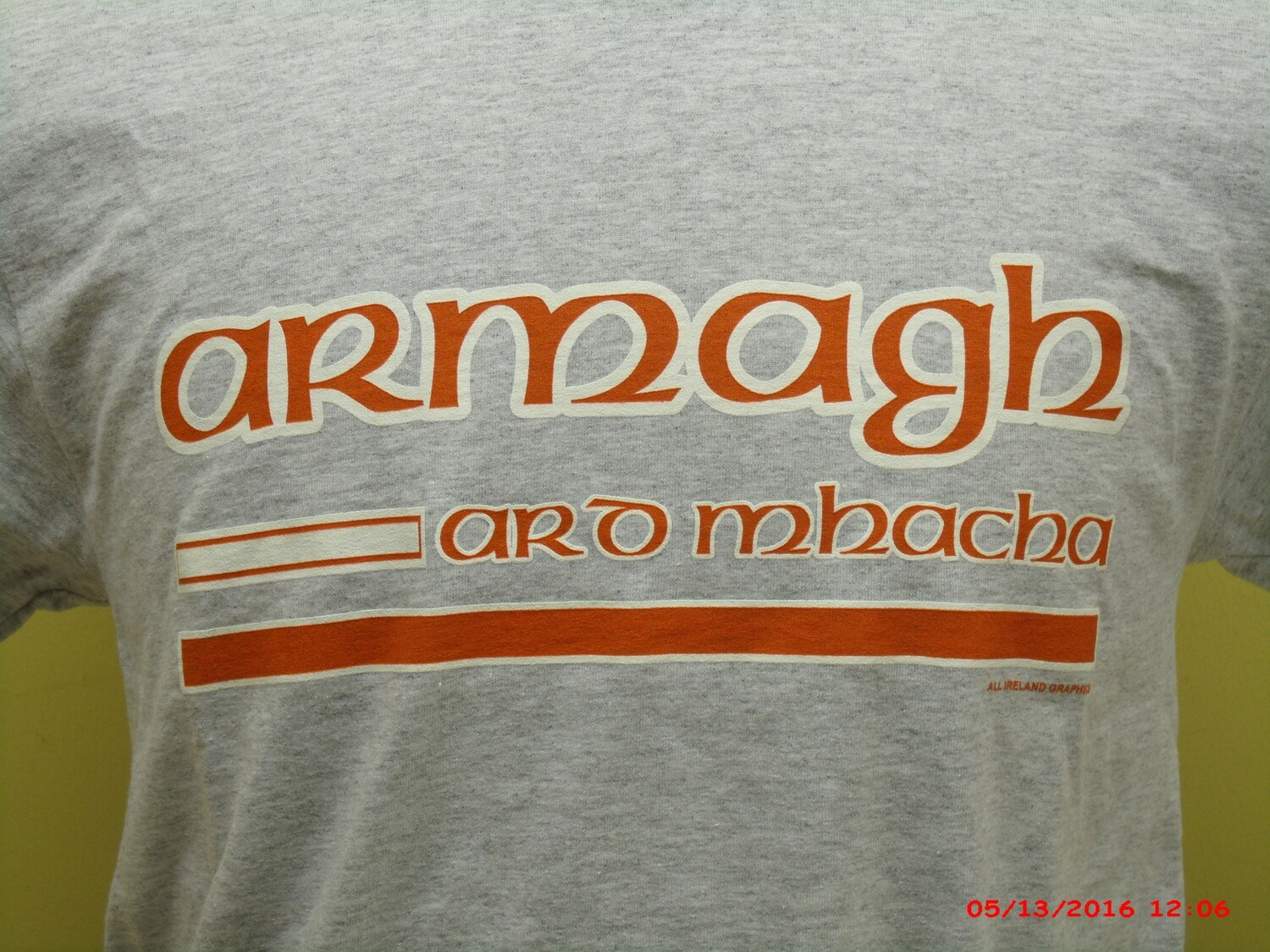 ARMAGH COUNTY SWEAT