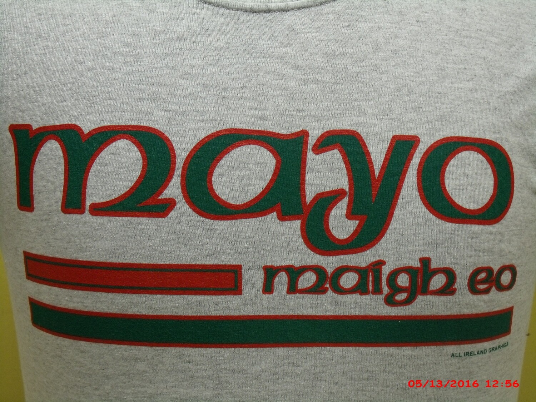 MAYO COUNTY SWEAT