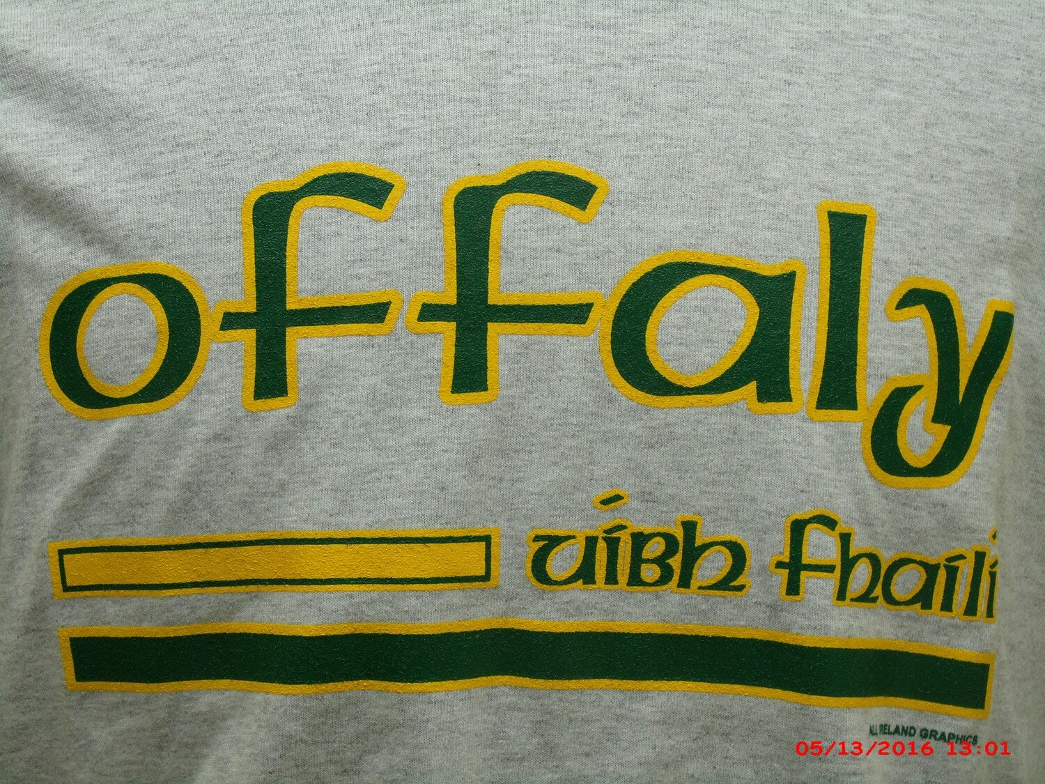 OFFALY COUNTY SWEAT