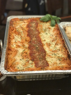 Baked Penne Alforno by the LB