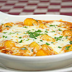 Baked Gnocchi Alforno by the LB