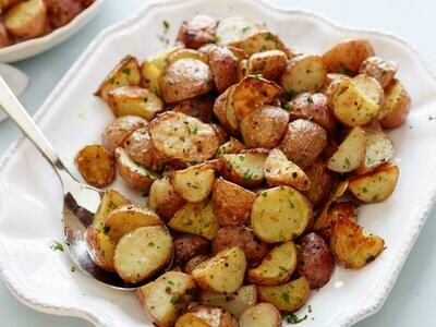 Oven Roasted Potato