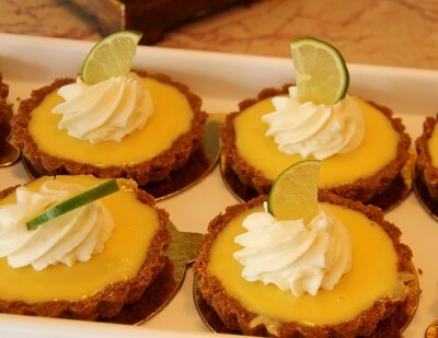 Mini Key Lime Tartlets 3