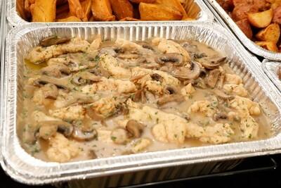 Chicken Marsala By The LB